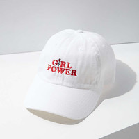 The Style Club Girl Power Baseball Hat - Urban Outfitters