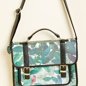 Verves of Paradise Satchel