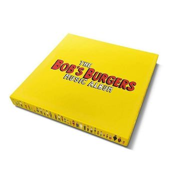 Bob's Burgers ‎– The Bob's Burgers Music Album Box Set LP