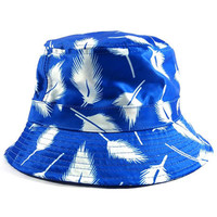 Fly Bucket Hat in Royal