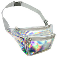HOLO FANNY PACK