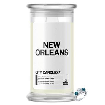 New Orleans | City Candle®
