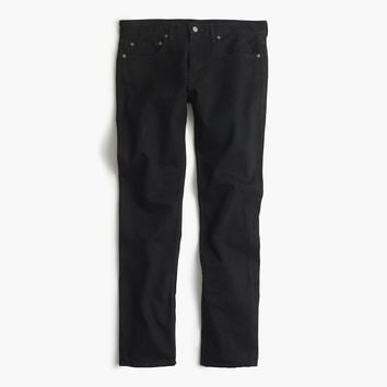 484 Slim-fit jean in Barnet black wash