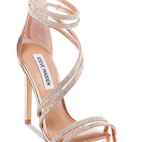Steve Madden Women's Sweetest Dress Sandals Shoes - Sandals - Macy's