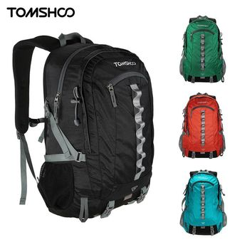 TOMSHOO 40L Multi Purpose Outdoor Sport Backpack for  Hiking Trekking Camping Travel Mountaineering Climbing Backpack with Rain Cover