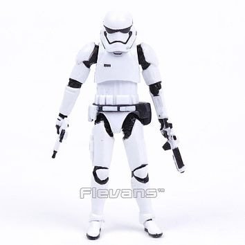 "Star Wars Stormtrooper with Weapons Mini PVC Action Figure Collectible Model Toy 4"" 10cm"