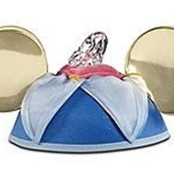 Disney Park Exclusive Cinderella Mickey Mouse Ears Hat NEW