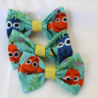 Finding Dory Clip-On Bow
