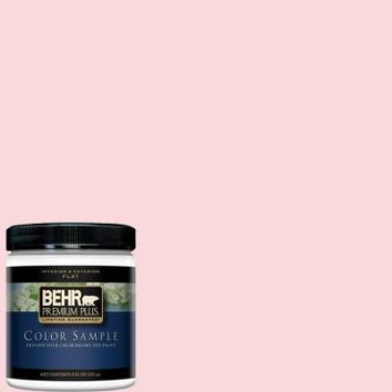 BEHR Premium Plus, 8 oz. #140A-2 Coy Pink Interior/Exterior Paint Sample, 140A-2PP at The Home Depot - Tablet