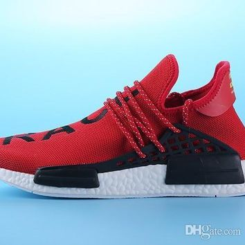 NMD HUMAN RACE Pharrell Williams Shoes man & women Sneakers Without Box