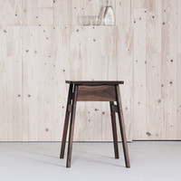 Bedside Table | Walnut | Splinter Designs | Designer Craft Products | Craft Products | Designer Products | Furniture Designer