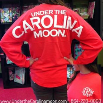 Under The Carolina Moon: Spirit Jersey