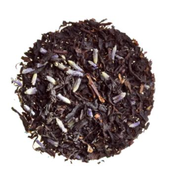 Earl Grey with Lavender Loose Leaf Black Tea