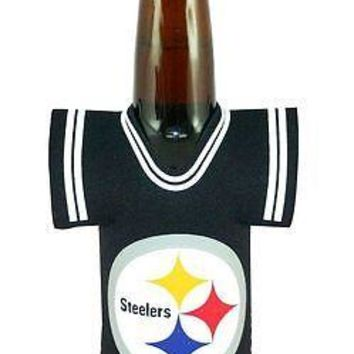 NFL Pittsburgh Steelers Bottle Jersey Koozie Coozie Football