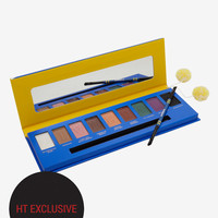 Riverdale Cheer Eyeshadow Palette Hot Topic Exclusive