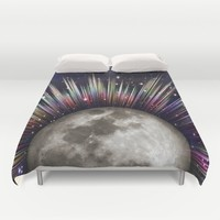 Moonrise Duvet Cover by Inspired Images