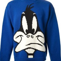 Jc De Castelbajac Vintage 'duffy Duck' Jumper - House Of Liza - Farfetch.com