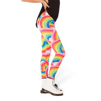 Kawaii Rainbow Leggings