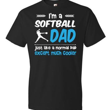 I'm A Softball Dad