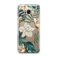 Greenhouse - Clear Case Cover for Samsung
