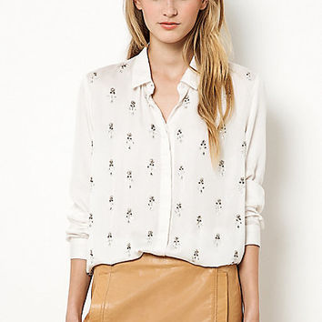 Selected Femme Glimmer Buttondown