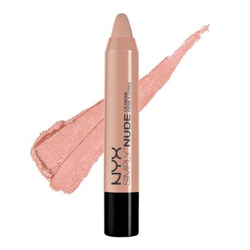 NYX - Simply Nude Lip Cream - Fairest - SN04