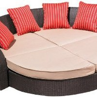 Amazon.com: Mission Hills 26768-CO Corinth Daybed: Patio, Lawn & Garden