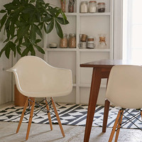 Modernica Dowel Arm Shell Chair   Urban Outfitters