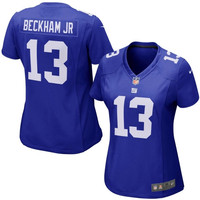 Odell Beckham Jr. New York Giants Nike Women's Game Jersey – Royal Blue
