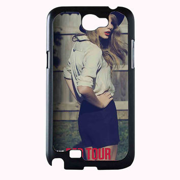 taylor swift poster FOR SAMSUNG GALAXY NOTE 2 CASE**AP*