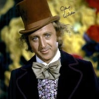 DCCKJNG Gene Wilder Signed Autographed 'Willy Wonka and the Chocolate Factory' Glossy 16x20 Photo (PSA/DNA COA)