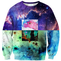 Inverted Galaxy Sweater