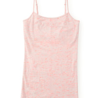 Aeropostale Womens Heathered Camisole