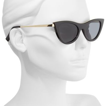 Le Specs Enchantress 49mm Retro Sunglasses | Nordstrom