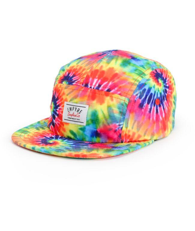 53acb20a0bf9f Empyre Dead Head Tie Dye 5 Panel from Zumiez