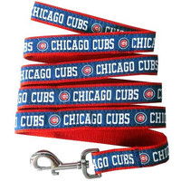 Chicago Cubs Leash Medium