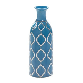 Merit Pale Blue Vase
