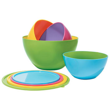 Avon: Colorful Multi Purpose Mixing Bowls