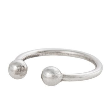 Vanessa Mooney The Dakota Silver Ring