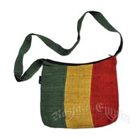 Freedom Rasta Hemp Shoulder Bag @ RastaEmpire.com