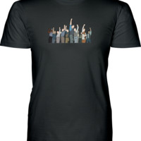 Newsies Newsboy T-shirt - Strong And Defiant