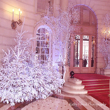Paris Christmas Photos, Paris Ritz Hotel Holiday Wall Art Photos, Paris Ritz Hotel Christmas Art, Paris Pink Christmas Fine Art Photos 8x10