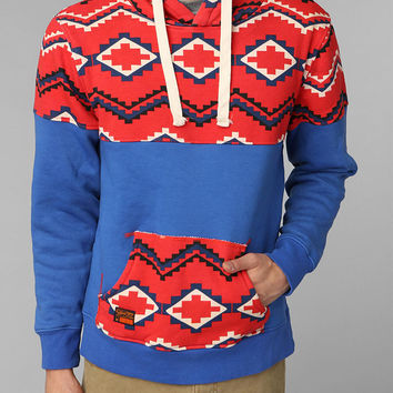 Urban Outfitters - RP GENE Classic Pullover Hoodie Sweatshirt