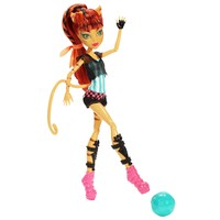 MONSTER HIGH® Ghoul Sports™ Toralei® Doll - Shop.Mattel.com