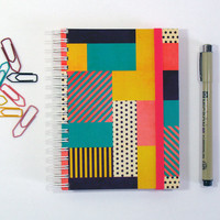Spiral Bound Geometric Love