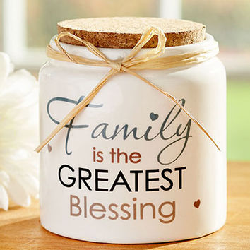 Blessings Jars