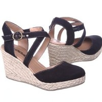 New! Open/closed Toe Wedges Sandals