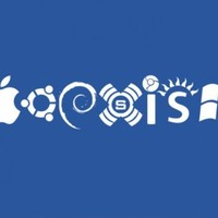 Coexist operating systems decal sticker apple sky OS windows mac google chrome linux software