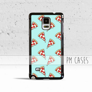 Pastel Pizza Slices Case Cover for Samsung Galaxy S3 S4 S5 S6 S7 Edge Plus Active Mini Note 3 4 5 7