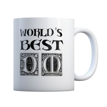 World's Best Dungeon Master 11 oz Coffee Mug Ceramic Coffee and Tea Cup